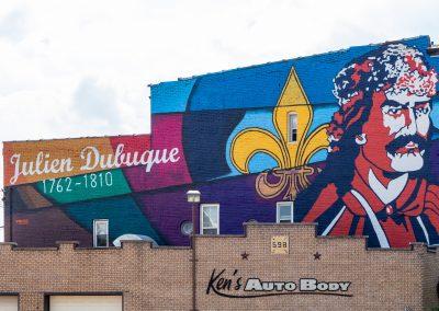 JULIEN DUBUQUE - 598 Central Ave.